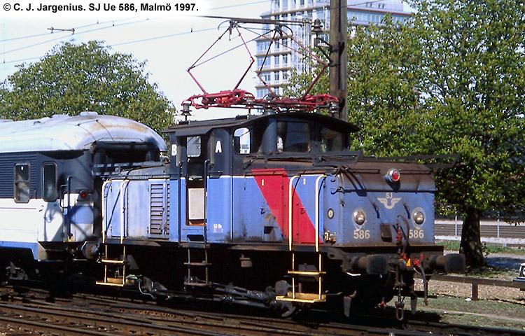 SJ Ue 586