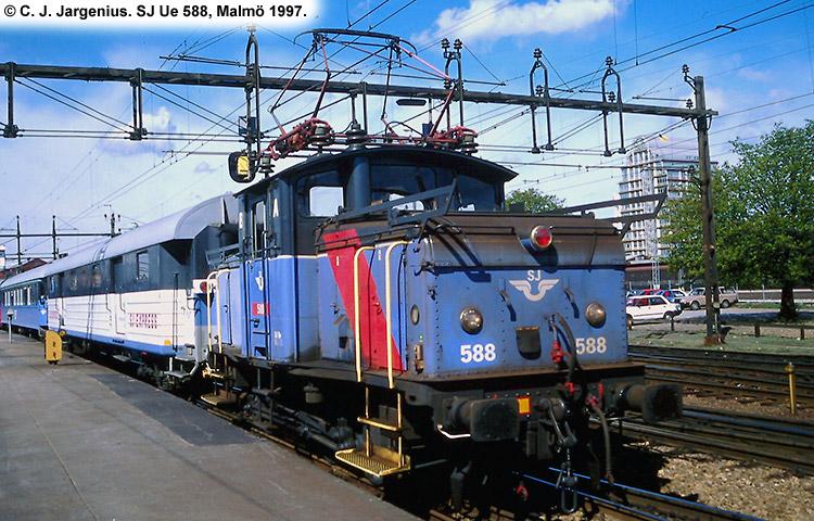 SJ Ue 588