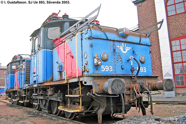 SJ Ue 593