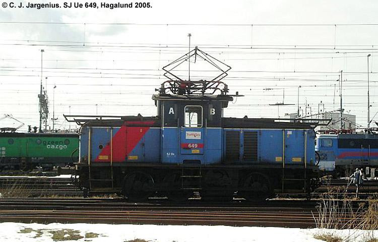 SJ Ue 649