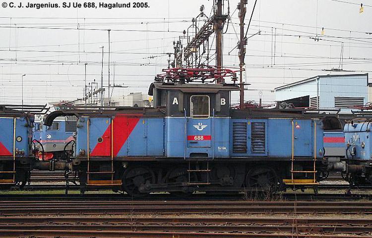 SJ Ue 688
