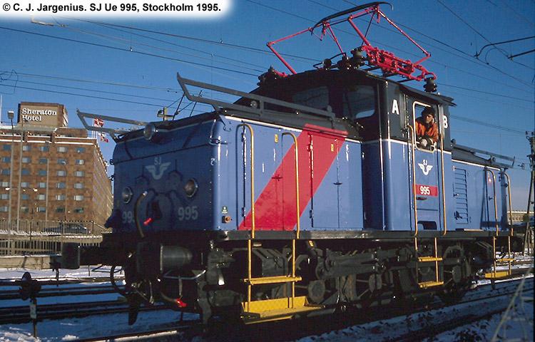 SJ Ue 995