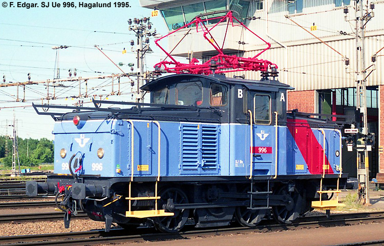 SJ Ue 996