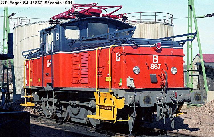 SJ Uf 867