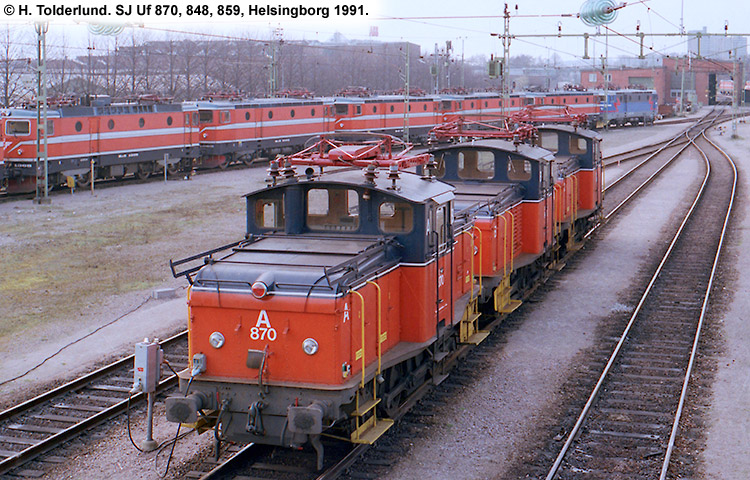 SJ Uf 870