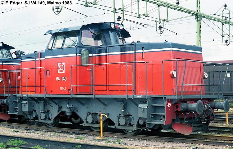 SJ V4 149