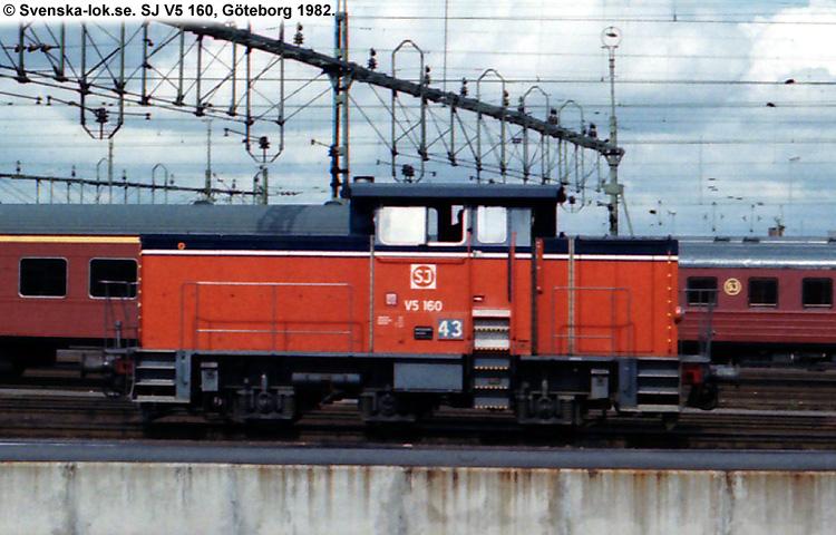 SJ V5 160