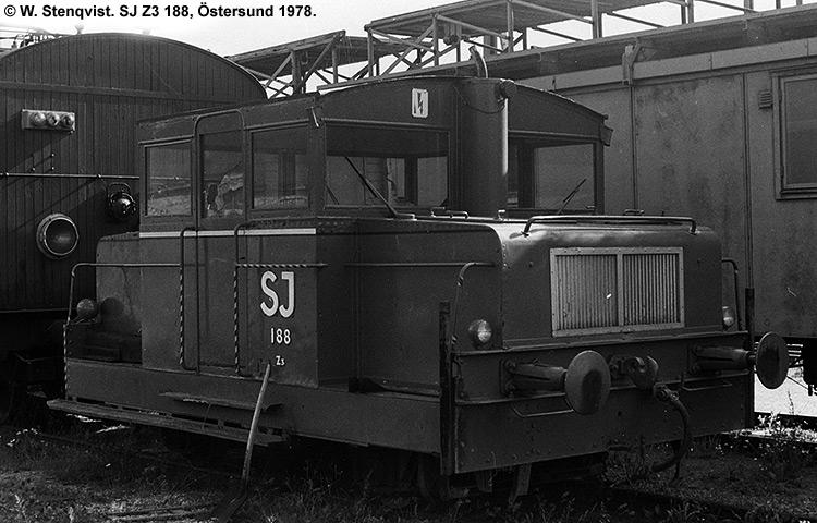 SJ Z3 188