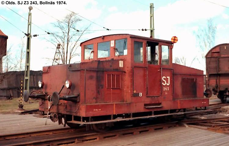 SJ Z3 243