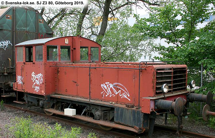 SJ Z3 80