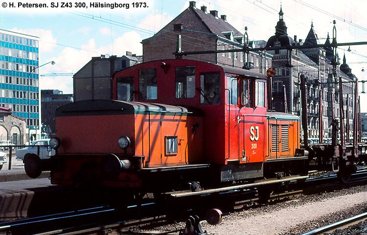 SJ Z43 300