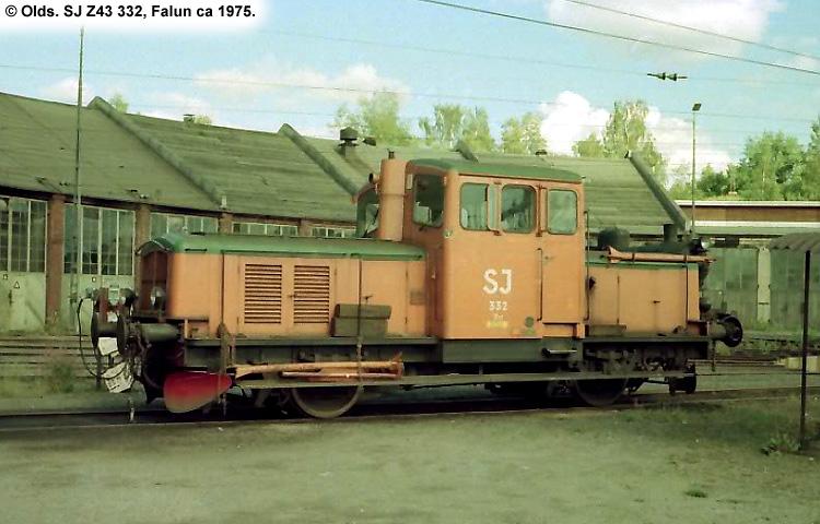 SJ Z43 332