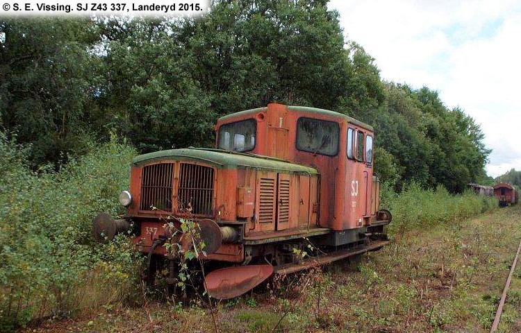 SJ Z43 337