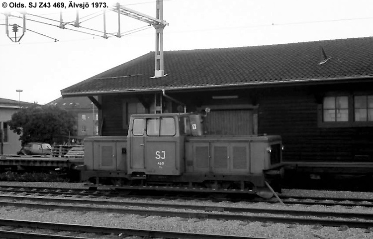 SJ Z43 469
