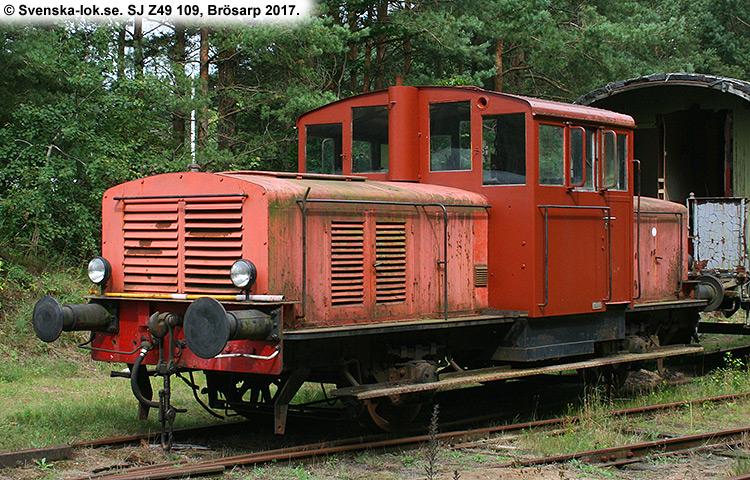 SJ Z49 109