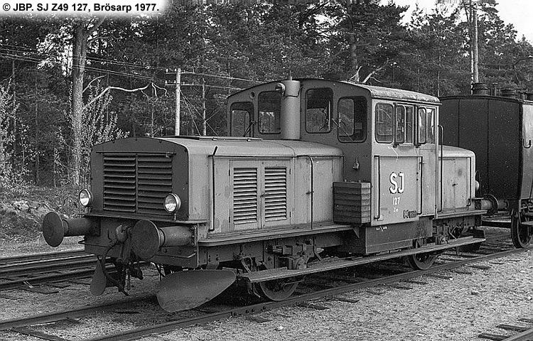 SJ Z49 127