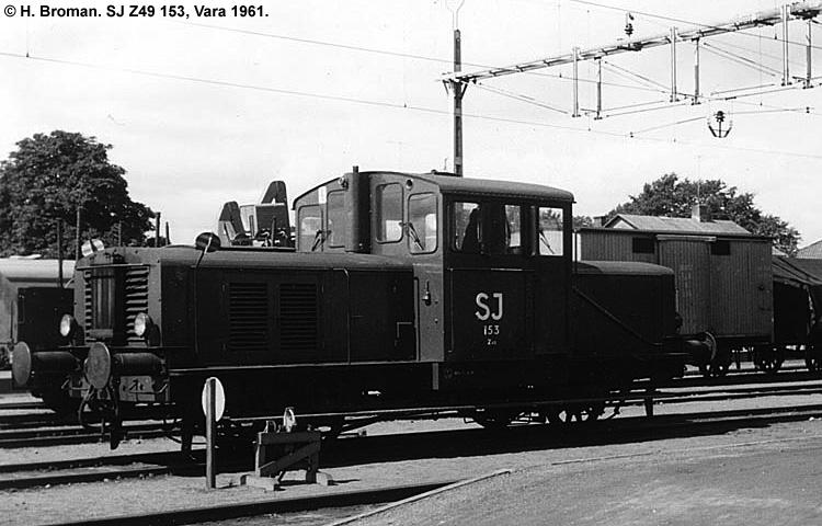 SJ Z49 153