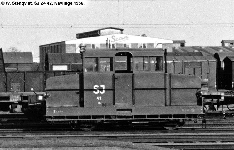 SJ Z4 42