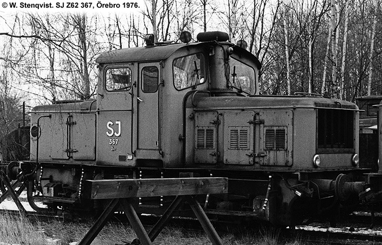 SJ Z62 367