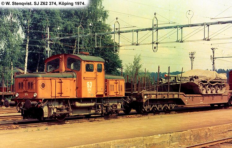 SJ Z62 374
