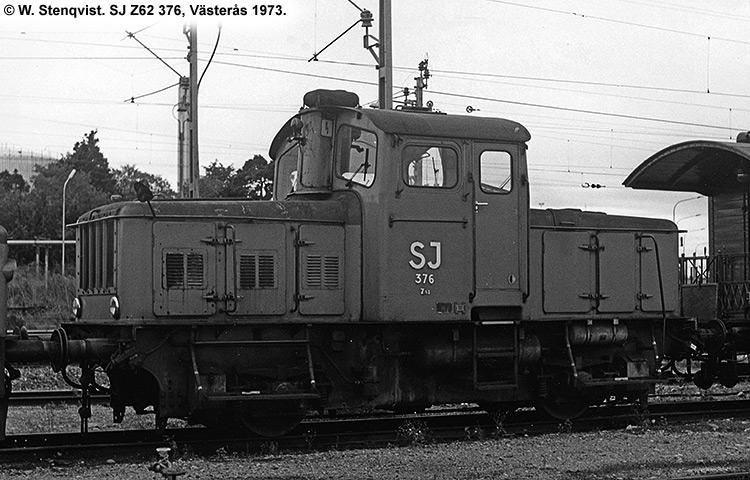 SJ Z62 376