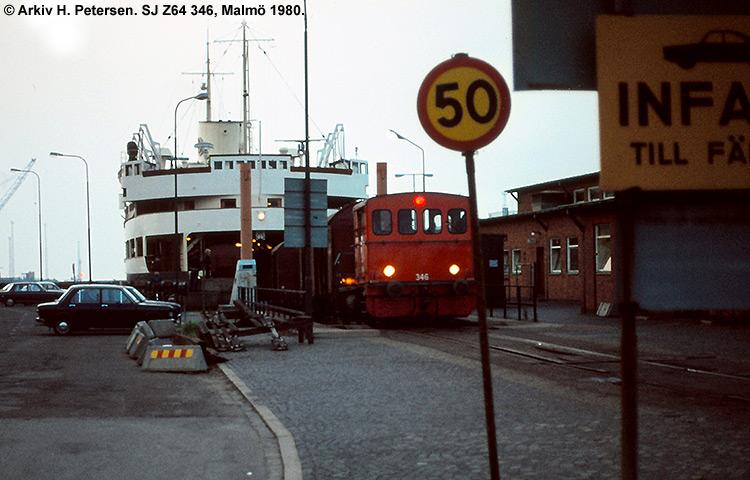 SJ Z64 346