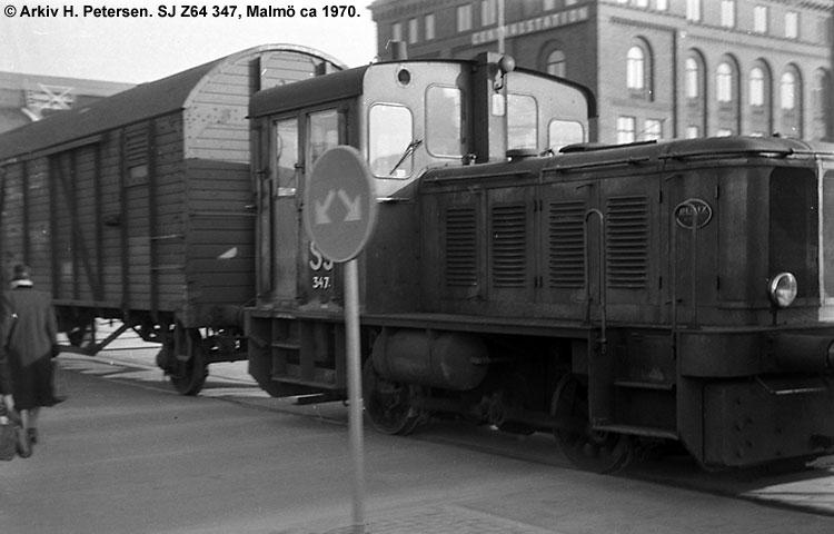 SJ Z64 347
