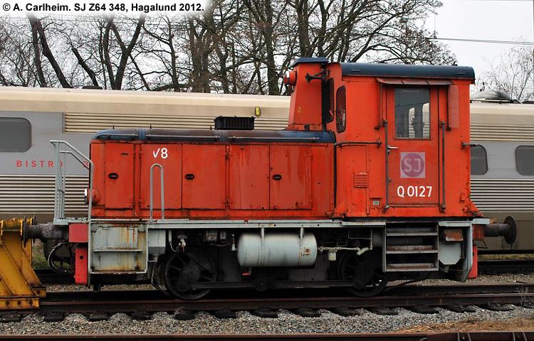 SJ Z64 348