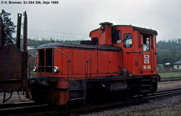 SJ Z64 356