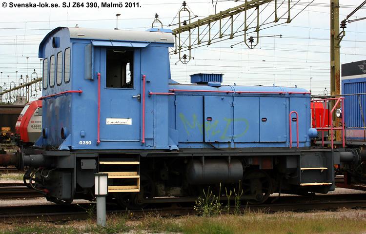 SJ Z64 390