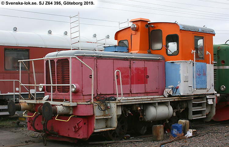 SJ Z64 395