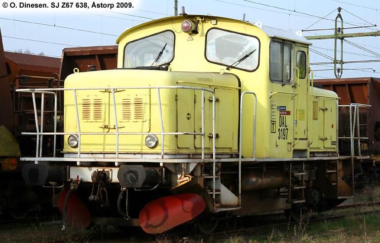 SJ Z67 638