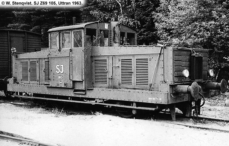 SJ Z69 105