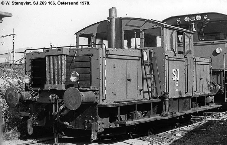 SJ Z69 166