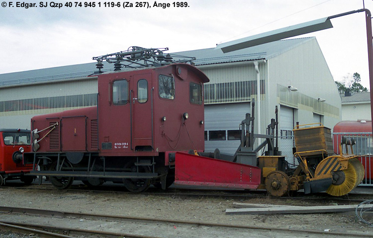 SJ Za 267