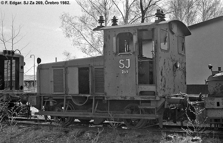 SJ Za 269
