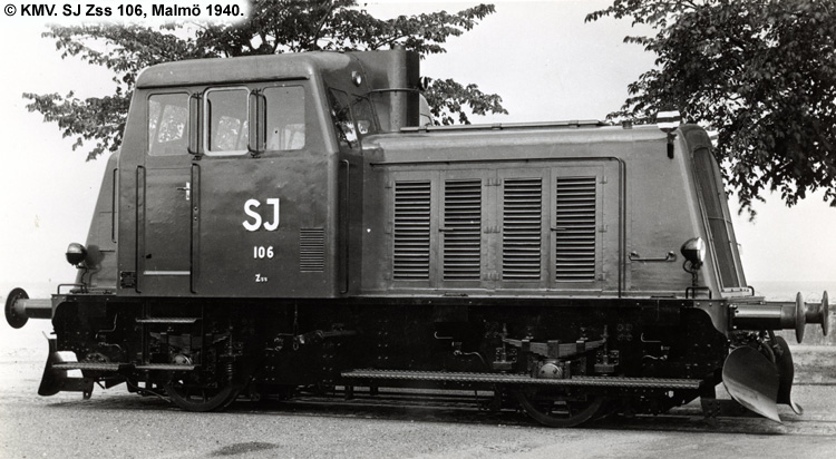 SJ Zss 106