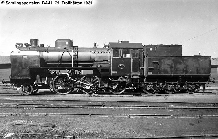 BAJ L 71