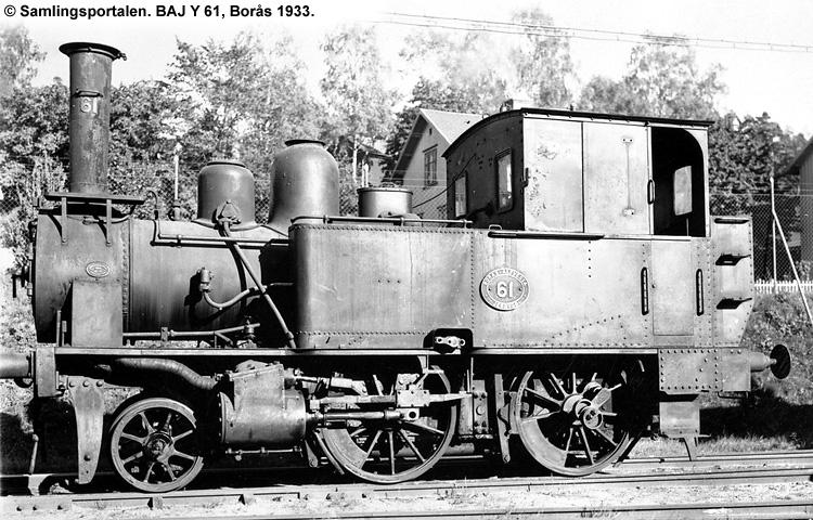 BAJ Y 61