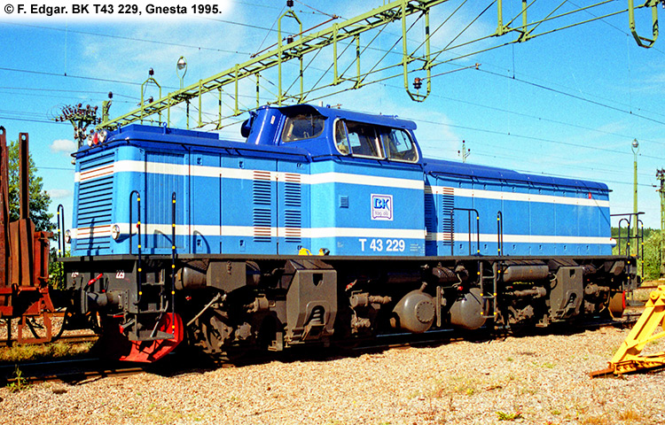 BK T43 229