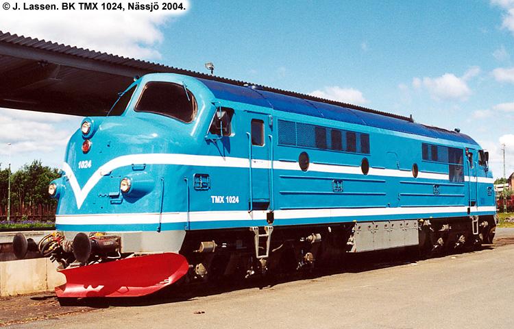 BK TMX 1024