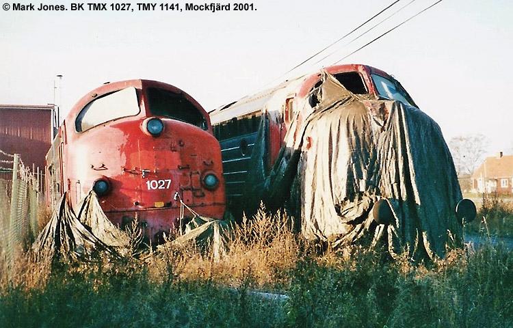 BK TMX 1027