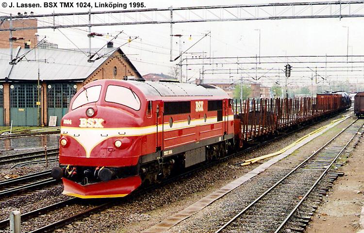 BSX TMX 1024
