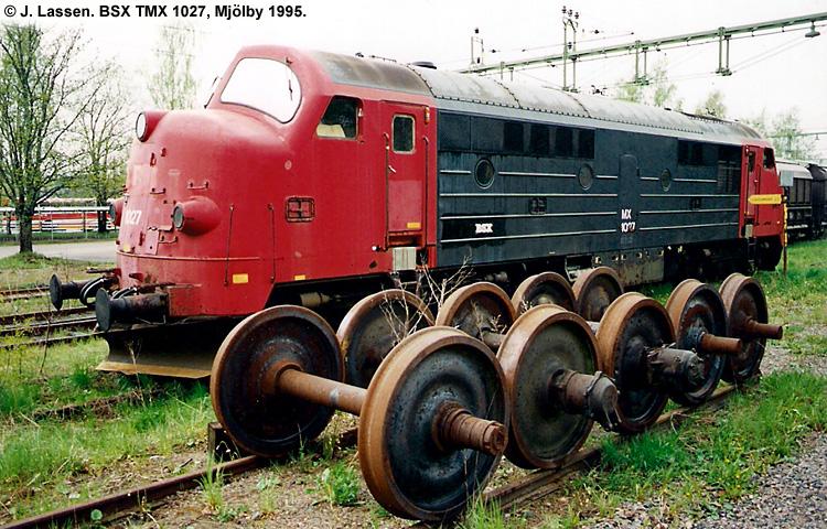 BSX TMX 1027