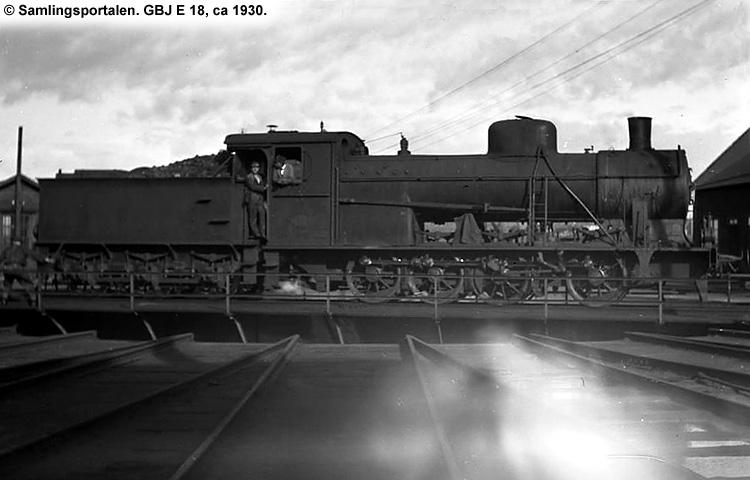 GBJ E 18
