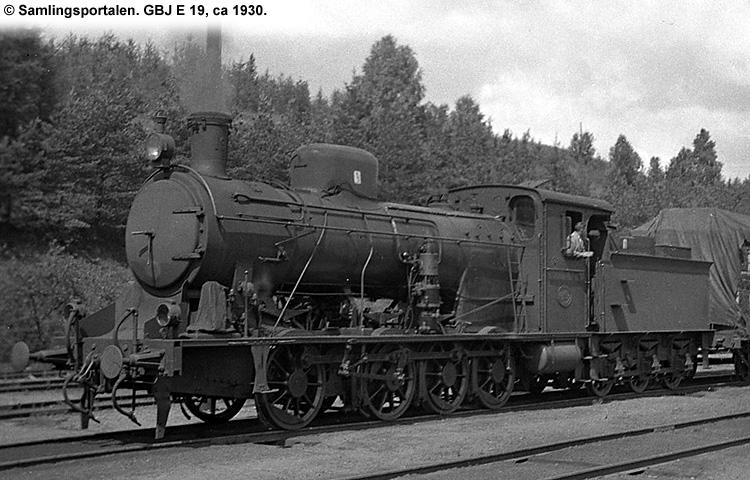 GBJ E 19