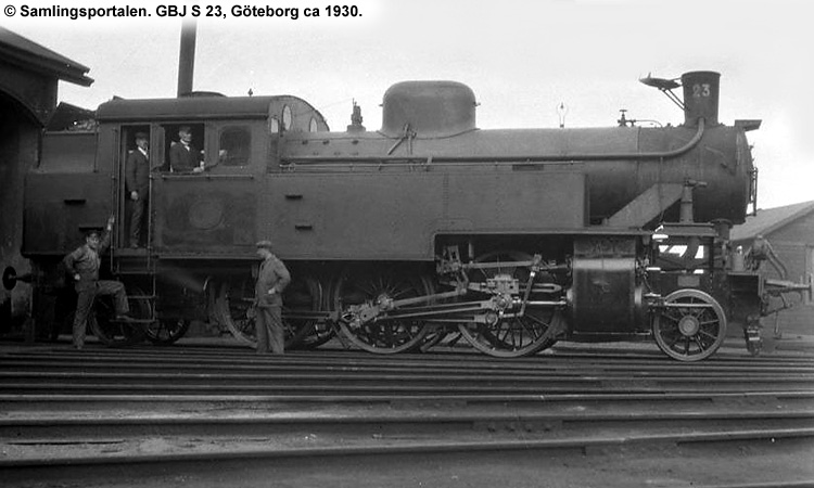 GBJ S 23