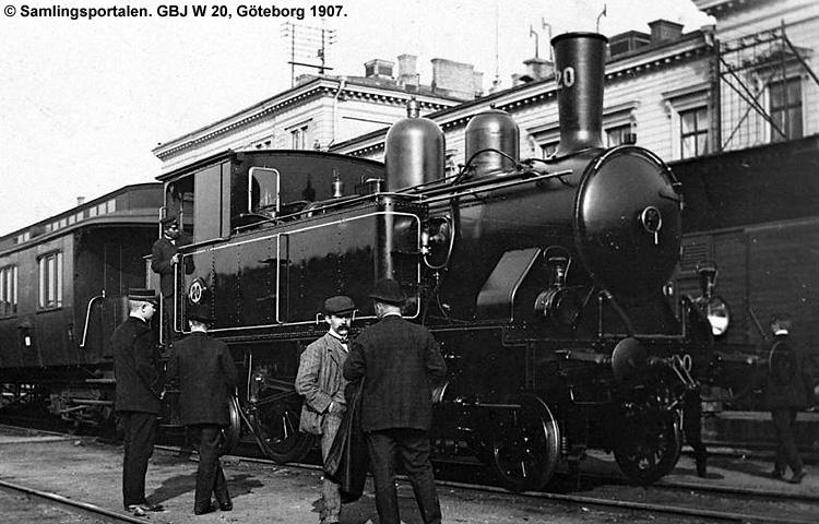 GBJ W 20