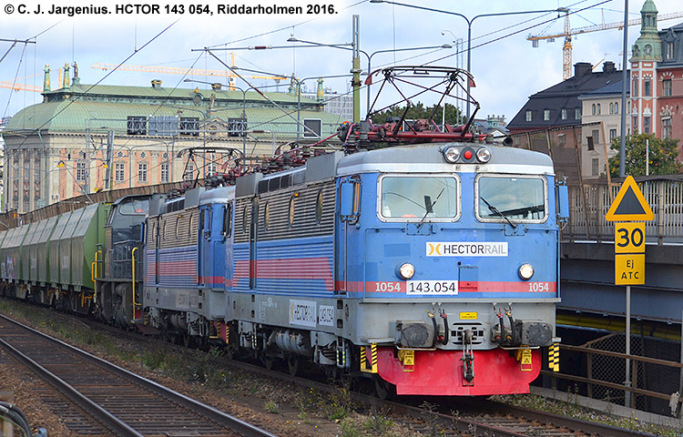 HCTOR 143 054