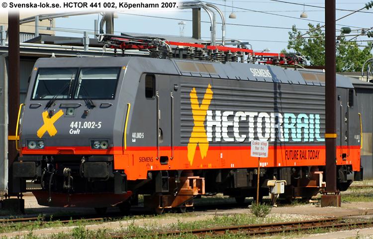 HCTOR 441 002